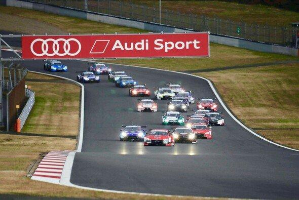 Loic Duval verliert Platz zwei in Fuji wegen 1-Sekunden-Strafe - Foto: DTM