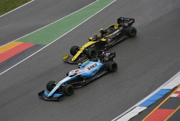 Auf dem Hockenheimring fuhr Robert Kubica in die Punkte - Foto: LAT Images