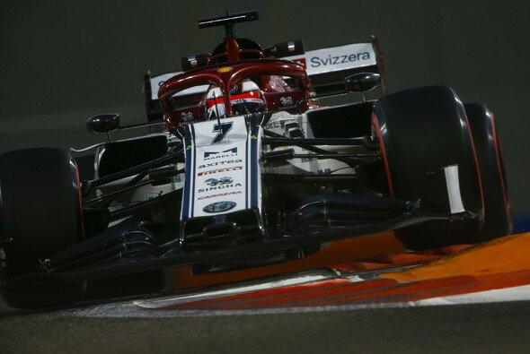 Alfa Romeo kann im Qualifying in Abu Dhabi nicht an das starke Brasilien-Wochenende anküpfen - Foto: LAT Images