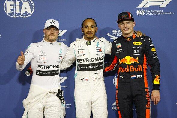 Wer kann Lewis Hamilton stoppen? - Foto: LAT Images