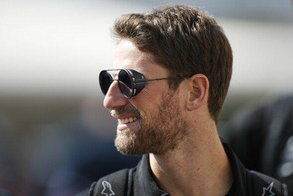 Romain Grosjean zieht es nach seiner Formel-1-Karriere 2021 in die IndyCar - Foto: LAT Images
