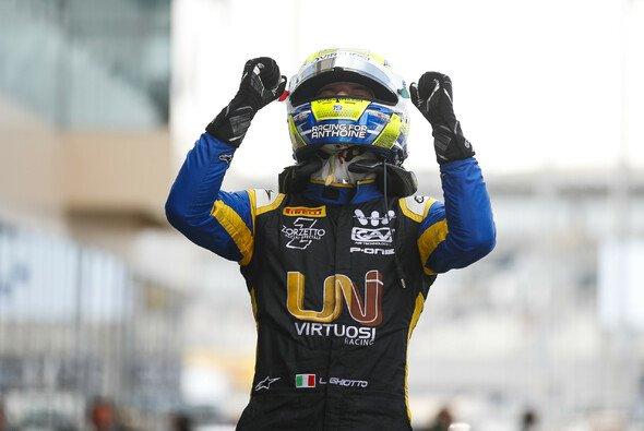Luca Ghiotto hat das Rennen am Sonntag gewonnen - Foto: LAT Images