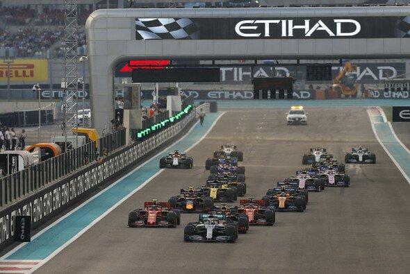 Noch ist unklar, wann die Formel 1 in die Saison 2020 startet - Foto: LAT Images