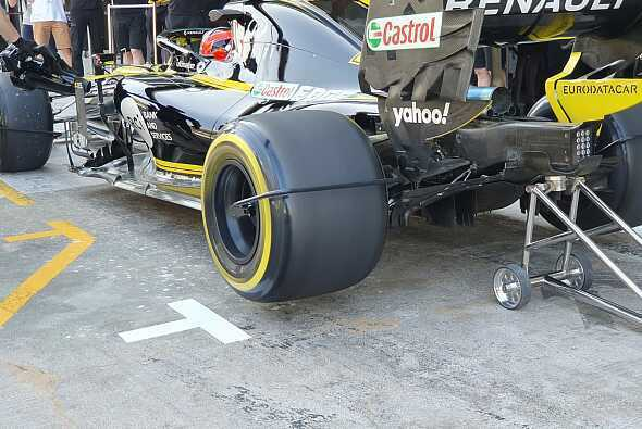 Die Teams versuche - teilweise vergeblich - die Reifen für die Formel-1-Saison 2020 zu verstehen - Foto: Motorsport-Magazin.com