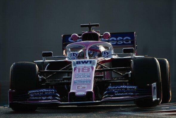 Aus Racing Point wird ab 2021 Aston Martin - Foto: LAT Images