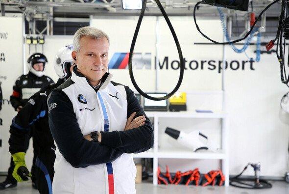 Jens Marquardt war seit 2011 Motorsport-Direktor bei BMW - Foto: BMW Motorsport