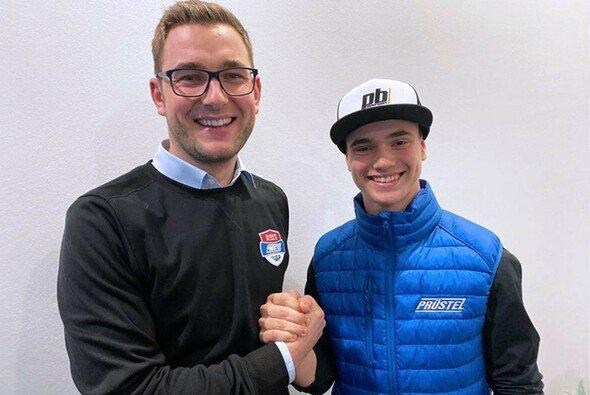 Dirk Geiger bestreitet die erste Phase der Moto3-Saison für PrüstelGP - Foto: PrüstelGP / gp-photo.de - by Ronny Lekl / GP-Fever.de