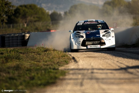 Valtteri Bottas nahm erneut an einer Rallye teil - Foto: Circuit Paul Ricard/Morgan Mathurin