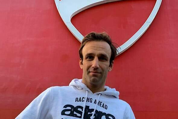 Johann Zarco auf Ducati - geht das gut? - Foto: Facebook/Johann Zarco
