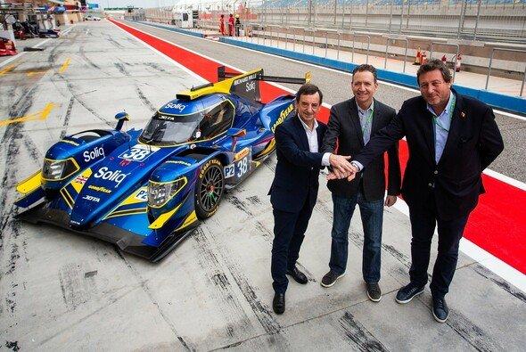 Goodyear wird ab 2020/21 exklusiver Reifenausstatter der LMP2-Klasse - Foto: FIA WEC