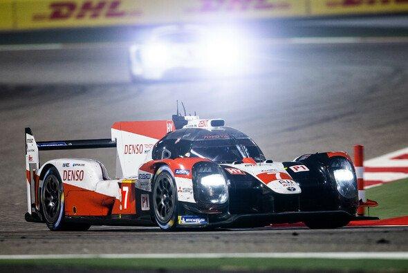 Toyota konnte sich über den Sieg freuen - Foto: Michelin