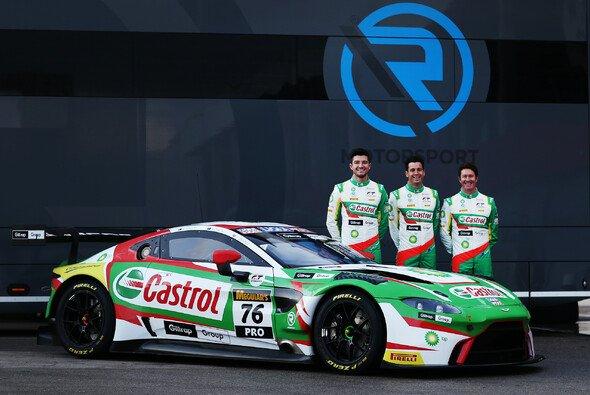 R-Motorsport startet mit zwei Aston Martin Vantage in Bathurst - Foto: R-Motorsport