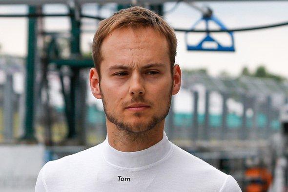 Tom Blomqvist ist ein Motorsport-Allrounder - Foto: Gruppe C / Hoch Zwei