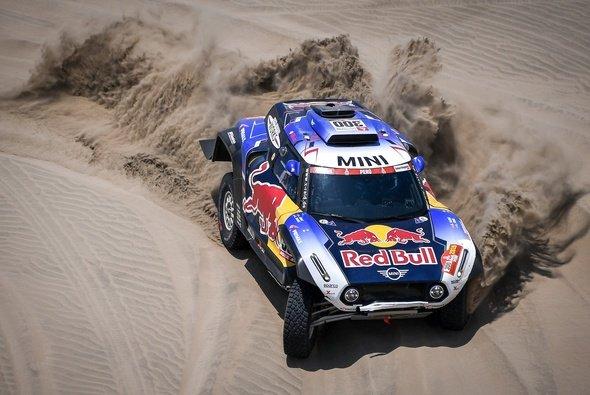 Die Rallye Dakar findet 2020 erstmals in Saudi-Arabien statt - Foto: BMW