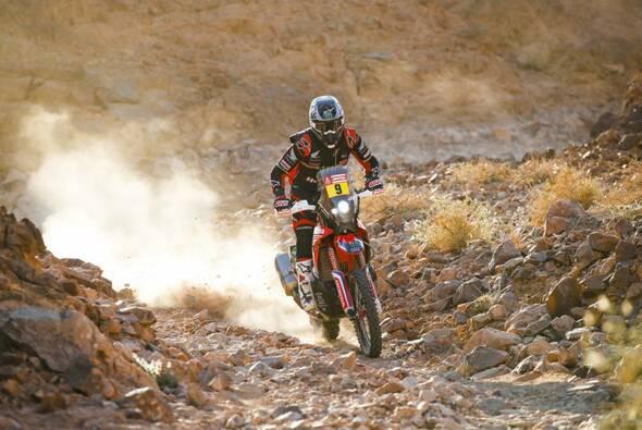 Ricky Brabec dominierte die dritte Etappe der Rallye Dakar 2020 - Foto: ASO/Dakar