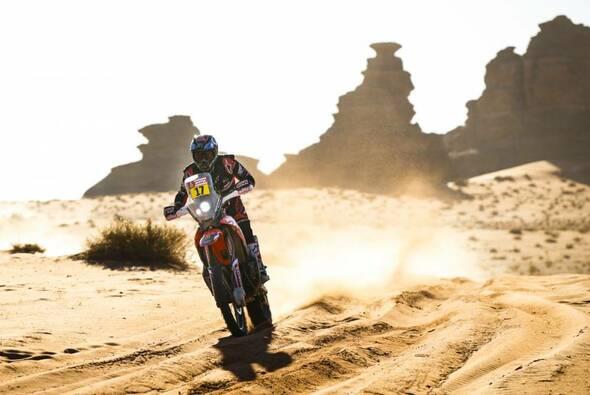 Erbte den vierten Etappensieg von Sam Sunderland: Jose Ignacio Cornejo - Foto: ASO/Dakar