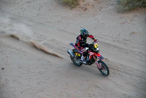 Ricky Brabec holte sich an Tag sechs seinen zweiten Etappensieg in der diesjährigen Rallye Dakar - Foto: ASO/Dakar