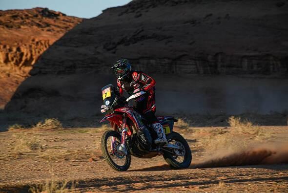 Kevin Benavides siegte auf der siebten Etappe - Foto: ASO/Dakar