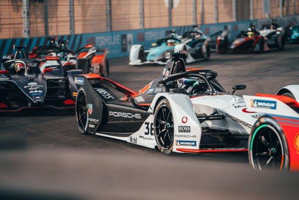 Andre Lotterer startete mit einem Podestplatz in die Formel-E-Saison - Foto: LAT Images