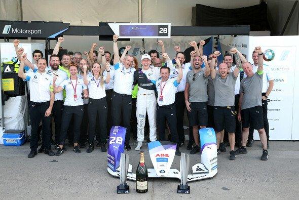 Formel E – Formel-E-Shootingstar Max Günther: Schon lange kein Maxi mehr