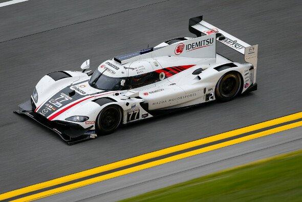 Oliver Jarvis war in der Qualifikation zum Rennen in Daytona nicht zu schlagen - Foto: LAT Images