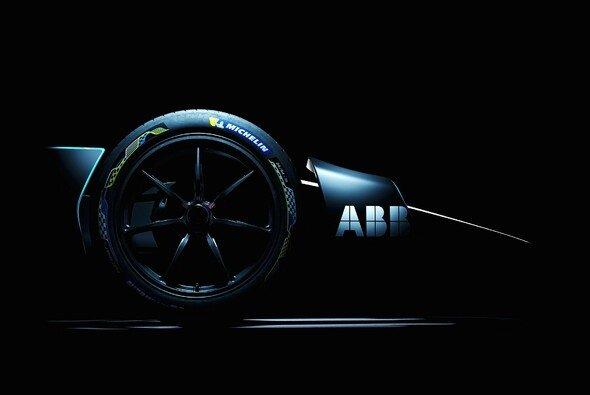 So sieht die Frontpartie des Gen2-Evo-Autos von der Seite aus - Foto: Formula E