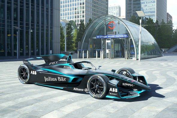Das Gen2-EVO-Auto kommt ab der kommenden Formel-E-Saison zum Einsatz - Foto: FIA Formula E