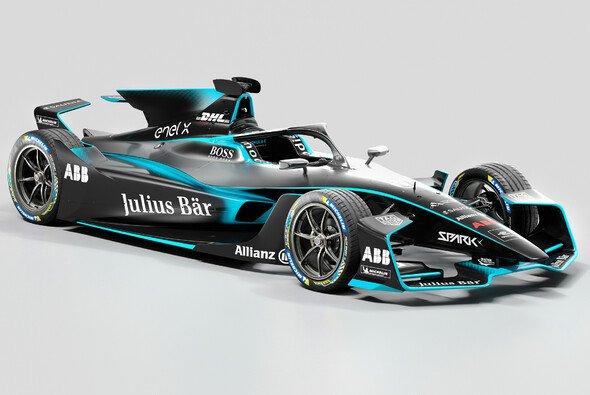 Das neue Gen2-EVO-Auto der Formel E ab 2020/21 - Foto: FIA Formula E