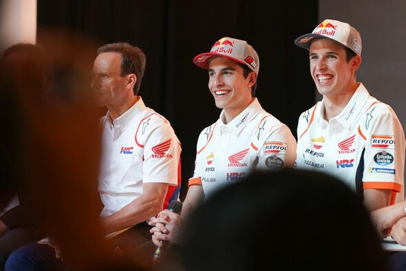 Marc Marquez kann die MotoGP-Saison 2020 vollständig genesen beginnen - Foto: Repsol