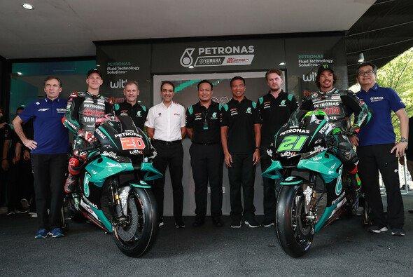 Rückt Petronas Yamaha von der eingeschlagenen Strategie ab? - Foto: Petronas Sepang Racing