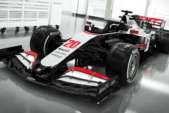 Mit dem Haas VF-20 will das Team in der Formel-1-Saison 2020 wieder ins Mittelfeld vordringen - Foto: Haas F1 Team