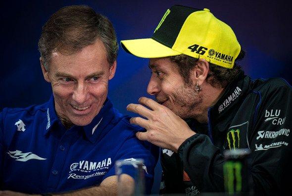 Wie lange wird Valentino Rossi der MotoGP noch als Fahrer erhalten bleiben? - Foto: Ronny Lekl