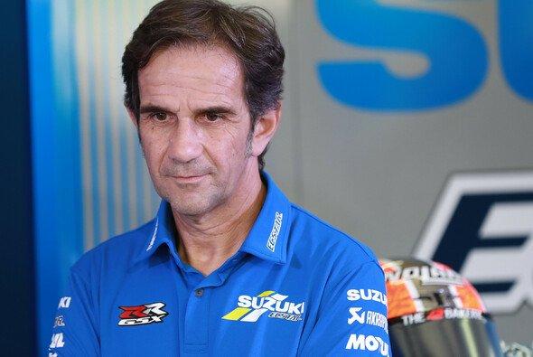 Davide Brivio wechselt von der MotoGP in die Formel 1 - Foto: LAT Images