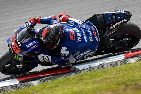 Jorge Lorenzo nahm am letzten Tag der offiziellen MotoGP-Tests in Sepang teil - Foto: motogp.com