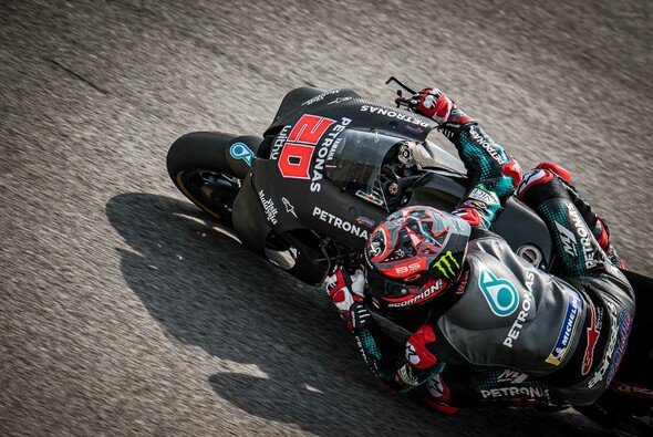 Fabio Quartararo dominierte die Sepang-Tests - Foto: gp-photo.de / Ronny Lekl