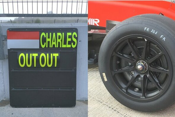 Ferrari absolvierte den ersten Pirelli-Testtag 2020 - Foto: Pirelli Motorsport via Twitter