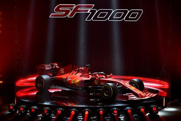 Der Ferrari SF1000 soll Sebastian Vettel und Charles Leclerc 2020 zur Formel-1-Weltmeisterschaft führen - Foto: Ferrari