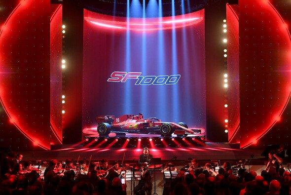 So pompös wie 2020 will Ferrari sein neues Auto 2021 nicht vorstellen - Foto: Ferrari