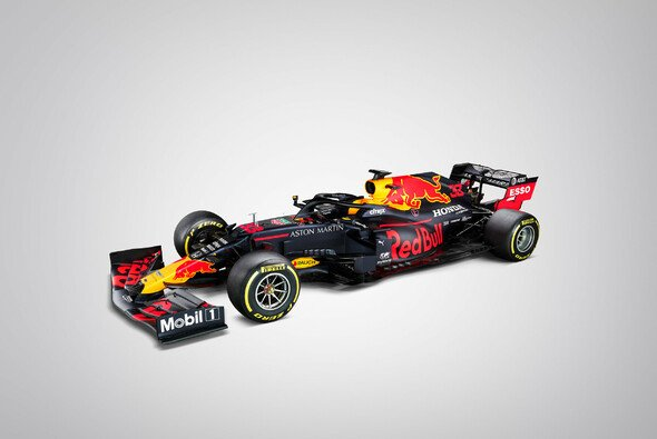 Red Bulls neuer RB16 - Foto: Red Bull Content Pool