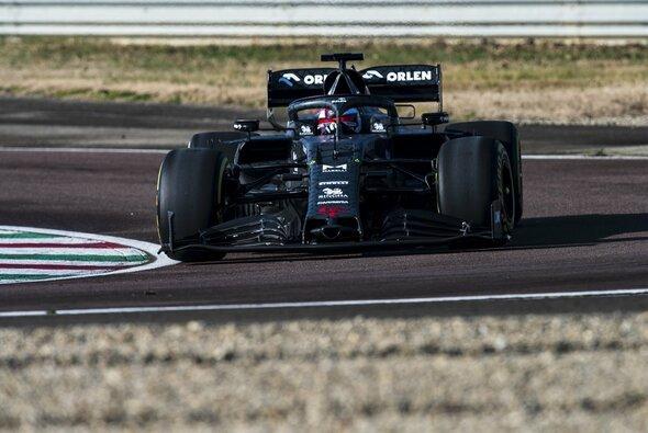 Kimi Räikkönen beim Shakedown des C39 in Fiorano - Foto: Alfa Romeo Racing / Twitter
