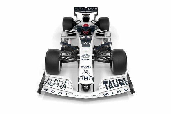Der AT01 ist das erste Formel-1-Auto von Toro-Rosso-Nachfolger AlphaTauri - Foto: AlphaTauri