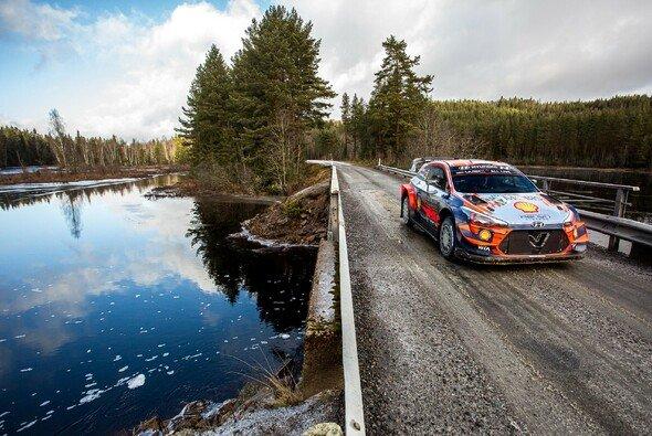 Weltmeister Ott Tänak bekommt eine Heimrallye - Foto: Hyundai