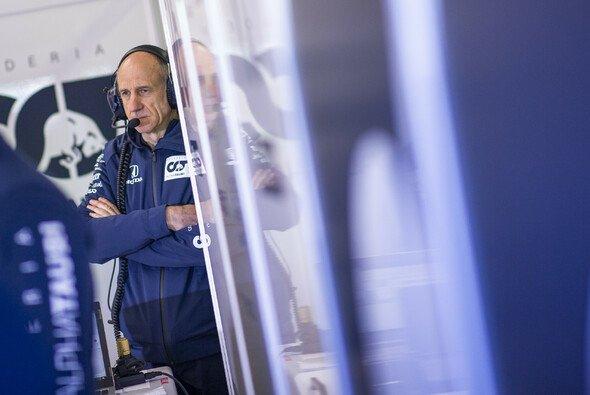 Franz Tost: Jede Minute, die du nicht auf der Strecke bist, kann dich Performance kosten. - Foto: Scuderia Alpha Tauri