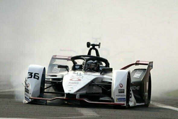 Andre Lotterer fuhr in Mexiko auf die Pole Position, schied im Rennen aber früh aus. - Foto: LAT Images