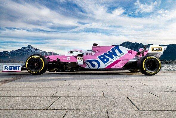 Racing Point will 2020 das Mittelfeld wieder aufmischen - Foto: Racing Point