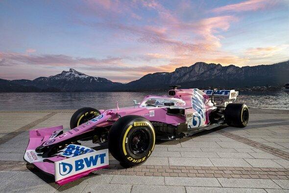 Racing Point hat 2020 einen neuen Titelsponsor - Foto: Racing Point
