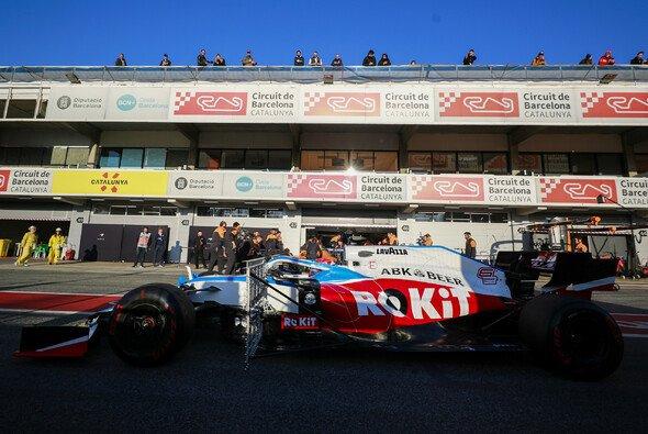 Die Formel 1 fährt bald wieder, Williams hat aber Probleme - Foto: LAT Images