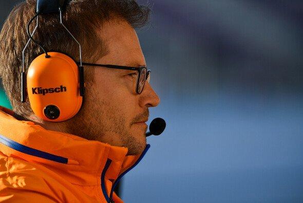 McLaren-Teamchef Andreas Seidl sieht die Probleme der Formel 1 ganz klar bei den Finanzen - Foto: LAT Images