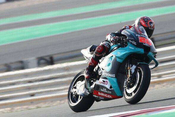 Kann Überflieger Fabio Quartararo 2020 sein erstes MotoGP-Rennen gewinnen? - Foto: LAT Images