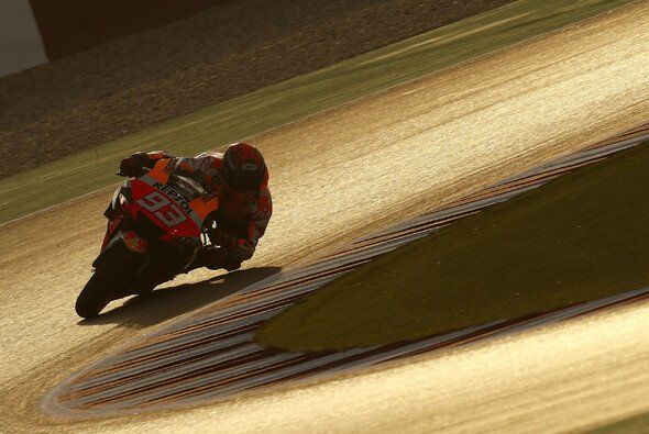 Marc Marquez erlebte in Katar turbulente Tage - Foto: LAT Images